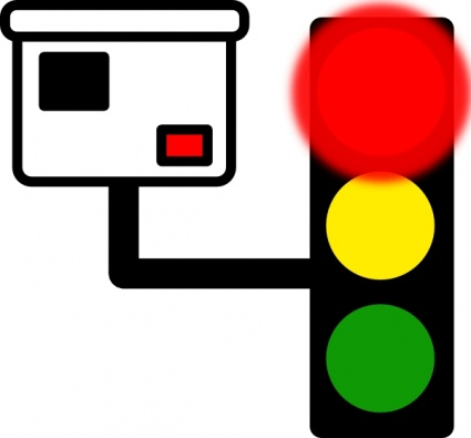 Red Light Camera clip art clip arts, free clipart ...
