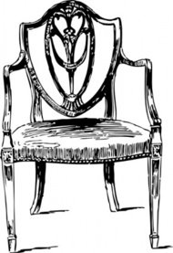 furniture,antique,chair,18th century,media,clip art,externalsource,public domain,image,png,svg