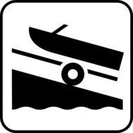 symbol,boat,trailer,park,map,pictograph,sign,cartography