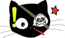 pirate,cat,media,clip art,externalsource,public domain,image,svg