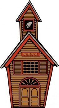 school,country,schoolhouse,education,building,media,clip art,externalsource,public domain,image,png,svg