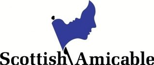 scottish,amicable,logo