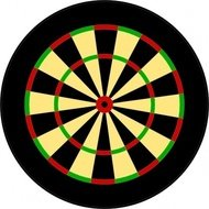 dartstarget,game,dart,target,circle,round,play,shoot,media,clip art,public domain,image,png,svg
