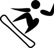olympic,sport,snowboarding,pictogram,clip