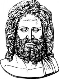 zeus,head,ancient,greek,art,mythology,deity,god,jupiter,statue,drawing,meyers,famous-people,media,clip art,externalsource,public domain,image,png,svg,wikimedia common
