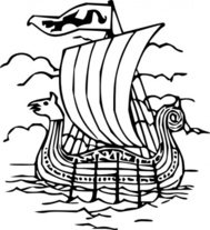viking,boat,project gutenberg,media,clip art,externalsource,public domain,image,svg
