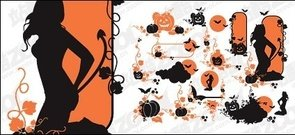 halloween,theme,pattern,material