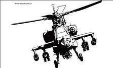 apache,helicopter,material