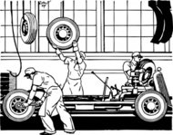 fastening,wheel,factory,industry,transportation,car,assembly line