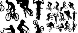 cycling,sport,figure,silhouette