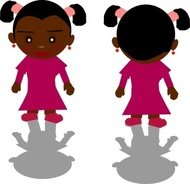 ricardo,black,girl,remix,people,childrens,clip art,media,public domain,image,png,svg