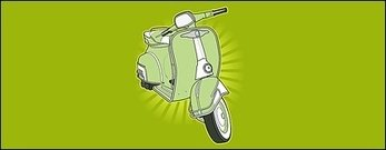 retro,small,motorcycle,material