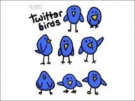 cute,simple,twitter,bird,graphics,amp,blue bird,blue,cartoon,hand,drawn,birds