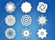 abstract,flower,element,_design_elements,cross,design element,snow