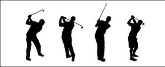 golf,figure,silhouette