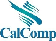 calcomp,logo