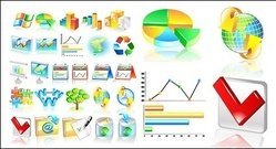 financial,statistic,category,icon,material