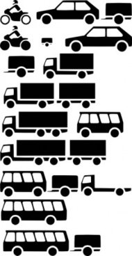 vehicle,silhouette,truck,car,bus,trailer,media,clip art,public domain,image,png,svg,vehicle,vehicle