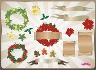 chistmas,set,vol,vol.1,christmas,decoration,gingerbread,man,moustache,pinky,scroll,wreath,banner,mistletoe,leaf,flower,icon,symbol,christmas,pinky,scroll,leaf,design,icon,symbol,decoration