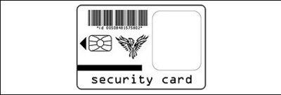 security,card