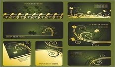 pattern,card,template
