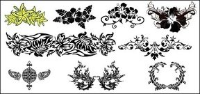 practical,pattern,material,flower,ornament,decor,decoration,illustration