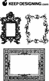 holyday,summer,fancy,frame,ornate,border