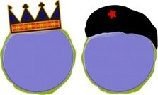 king,soldier,status,rank,remix,che,powerless,powerfull,abstract,clip art,media,public domain,image,png,svg