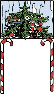 christmas,arch,holiday,decoration,ornament,tree,candy cane,media,clip art,externalsource,public domain,image,png,svg,ornament,ornament