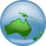 oceania,globe,remix,world,earth,map,new zealand,australia,pacific