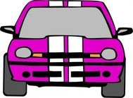 dodge,neon,pink,car,transportation,race,mopar