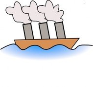 steamer,boat,icon,ship,steamship,cartoon,media,clip art,public domain,image,png,svg