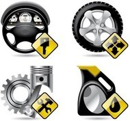 automobile,service,repair,related,icon
