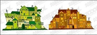 vector,illustration,house,material