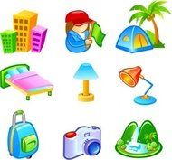 free,vector,travel,icon