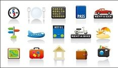 travel,icon,vector,subject,material