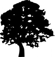 tree,silhouette,nature,shape,media,clip art,public domain,image,png,svg