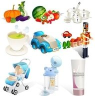 vegetable,fruit,scoop,toy,baby,carriage