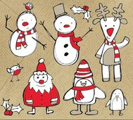 christmas,themed,sketchy,graphics,snowman,santa,raindeer,element,sketch,mistletoe,reindeer,penguin,robin,christmas,snowman,raindeer,design,element,penguin,robin