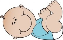 baby,lying,remix,people,child,infant,boy,smiling,worldlabel,clip art,media,public domain,image,png,svg
