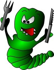 caterpillar,animal,bug,insect,greed,hungry,colour,green,media,clip art,public domain,image,png,svg