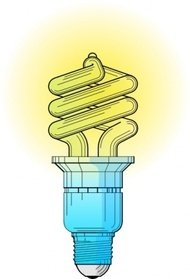 compact,fluorescent,light,bulb