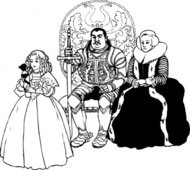 knight,family,royal,people,historical,media,clip art,externalsource,public domain,image,png,svg