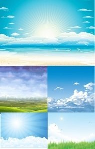 beach,scene,sky,air,cloud,nature,natural,grass,sun,sunlight,dew,morning,afternoon,scenery,landscape,bird,sea