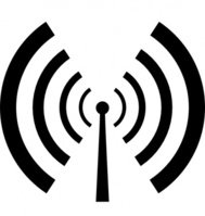 antenna,radio,wave,communication,tool,electronics,silhouette