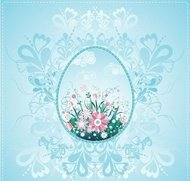 easter,blue,background,decorative,element
