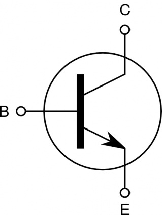 Npn Transistor Clip Art 466930 likewise Infrared Light Controled Switch further Transistor Transforming Resistor moreover Index2 as well Index21. on phototransistor schematic html
