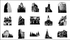 media,produced,vector,material,continental,ancient,architecture