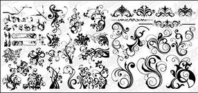 number,black,white,pattern,vector,material,fashion