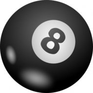 eight,ball,toy,play,playing,cartoon,fortune,media,clip art,public domain,image,png,svg